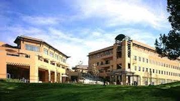 UCI building